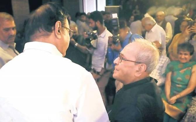 Pranab Mukherjee, Kapil Sibal, Baba Ramdev, manmohan singh