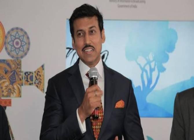 Indian cricket team, Australian cricket team, Union minister Rajyavardhan Singh Rathore, Stone pelting,