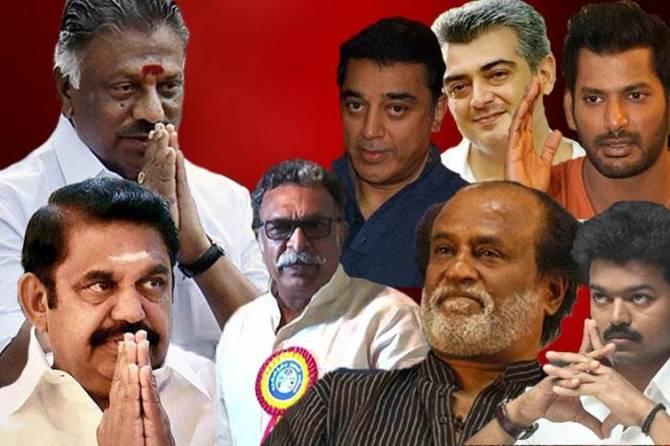 tamil cinema - politics