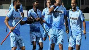 Asia cup Hockey, India