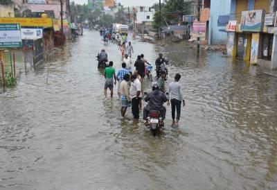chennai rains - thambaram - mudichoor