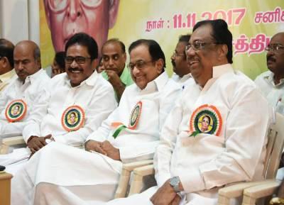 thirunavukkarasar, evks elangovan, p.chidambaram, tamilnadu congress committee,