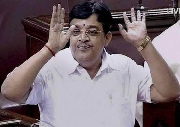 v.maitreyan, aiadmk, deputy cm o.panneerselvam, cm edappadi palaniswami, m.thambidurai, tamilnadu government