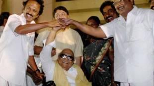 tamilnadu, dmk, bjp, m.karunanidhi, pm narendra modi, mk stalin, mk azhagiri, demonitisation, mk stalin protest at madurai, mk azhagiri letter to pm narendra modi