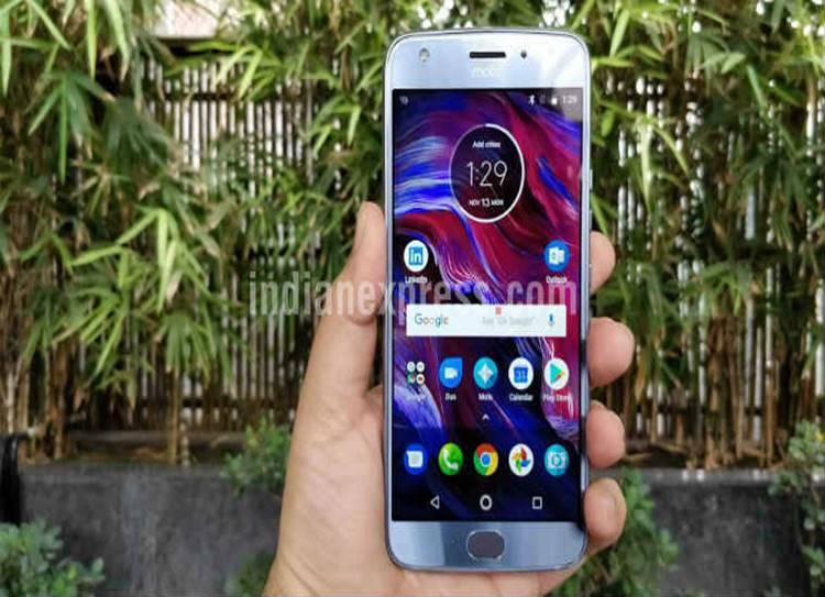 Motorola, Lenovo, Smartphones, Motorola Moto X4,