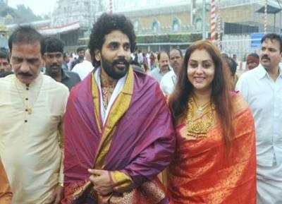 veerendara chowdary, actress namitha, actress namitha marriage,