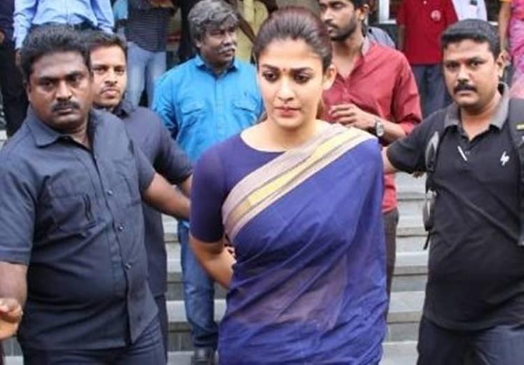 aramm, actress nayanthara, director gopi nainar, tamil cinema, thozhar nayanthara, kavignar chandrakala