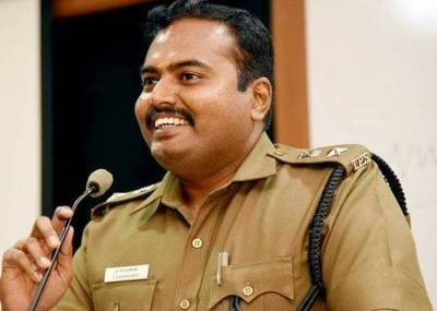 S.Saravanan ips give tips of tnpse exam