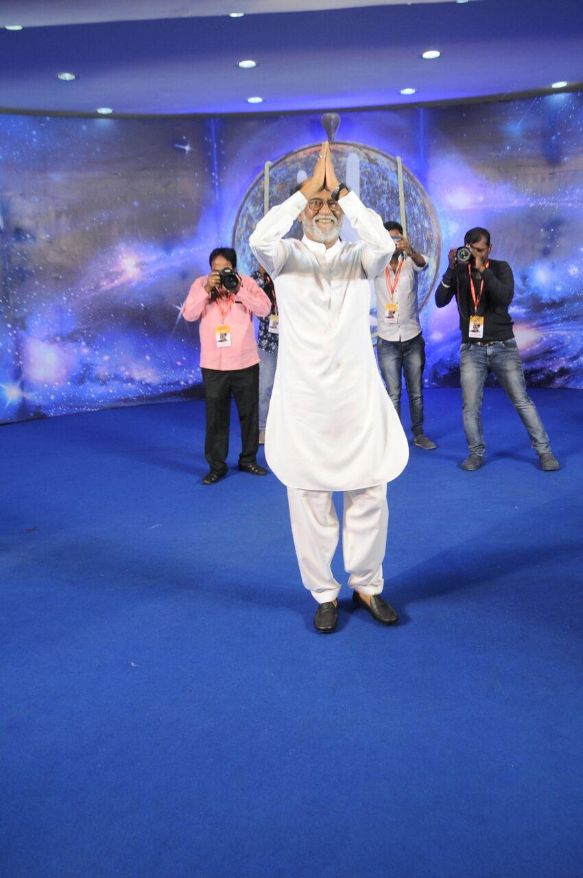Rajinikanth political entry