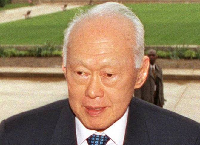 Rajinikanth - Lee_Kuan_Yew