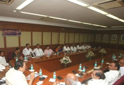 DMK High Level Council Meeting, 5 Resolutions, Kanimozhi, A.Raja
