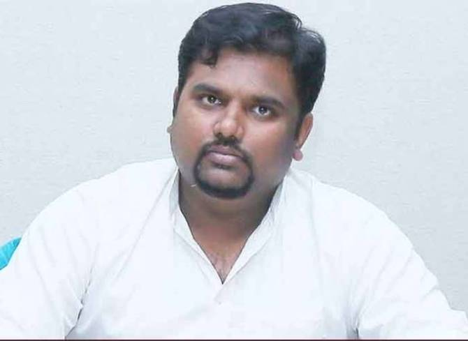 r.k.nagar election officer Praveen Nair IAS