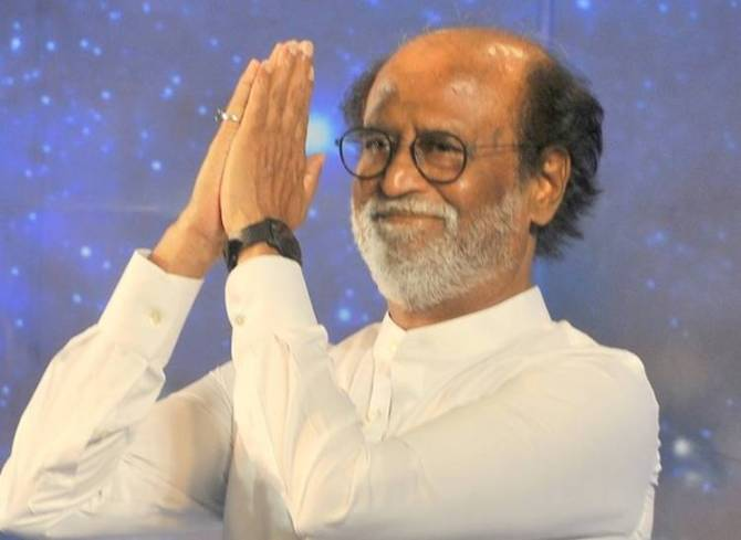Rajinikanth Political Entry, AIADMK IT Wing office bearer supports
