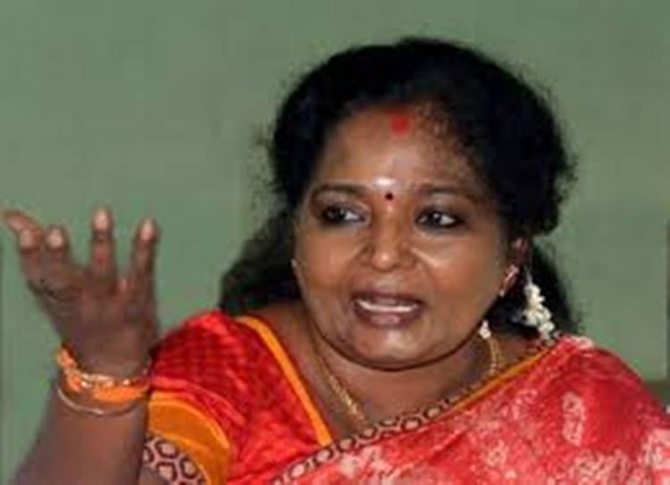 tamilisai soundararajan nomination