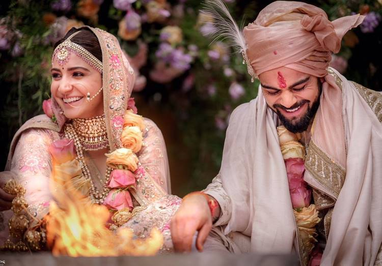 virat kohli, anushka sharma marriage