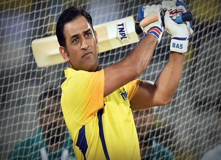 Dhoni's Instagram post goes viral