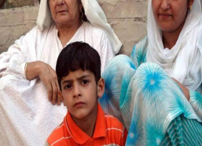 Afzal Guru Son Galib Guru