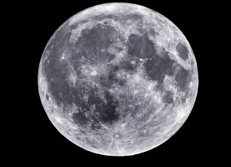 Super Moon Blood Moon Blue Moon