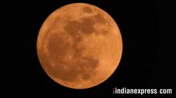 Lunar Eclipse 2019, Partial Lunar Eclipse 2019