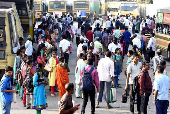 Bus Fare Hike, parties opposed, Passengers Protest LIVE UPDATES