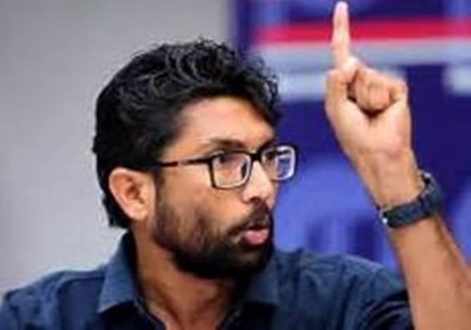 Jignesh Mevani, Chennai Press Boycott, Republic TV