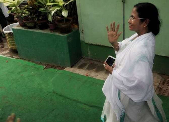 MGR, 101th Birth Day, West Bengal CM Mamata Banerjee