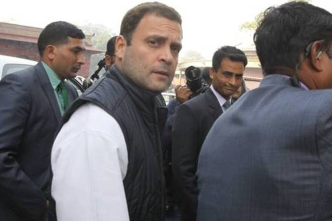 Rahul gandhi, Republic day parade, 4th row seat