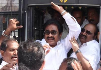 Tamil Nadu Election 2019 star candidates resultsPost, திருநாவுக்கரசர் நீக்கம்