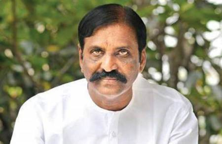 Rajnath Singh skips conferring doctorate to lyricist Vairamuthu