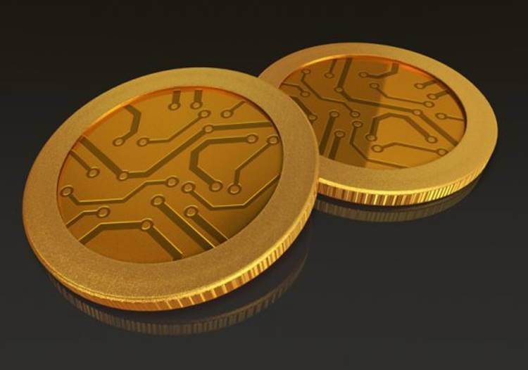 Digital-currency-coins