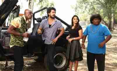 விஷ்ணு விஷால், நிவேதா பெத்துராஜ் நடிப்பில் 'ஜகஜால கில்லாடி' படத்தின் ஸ்டில்ஸ்