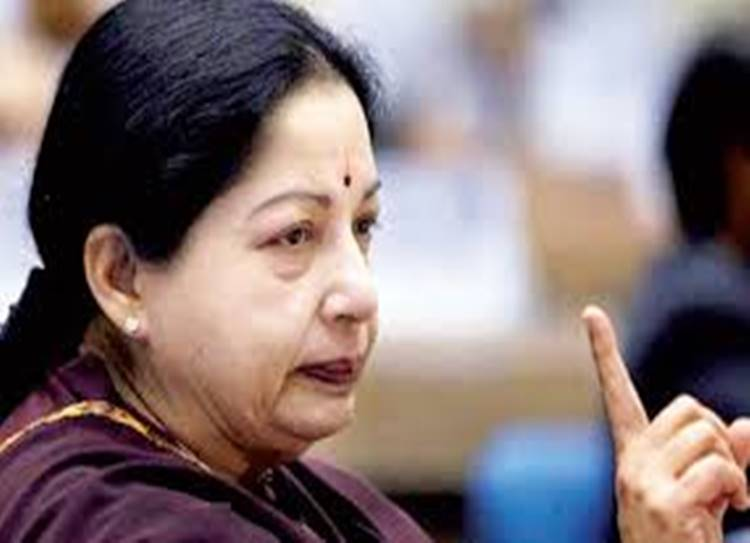 Former chief minister Jayalalitha memorial place constructions work