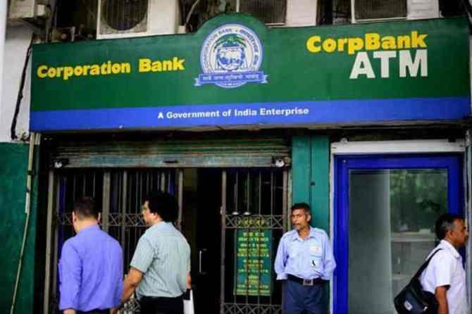 corbaration bank