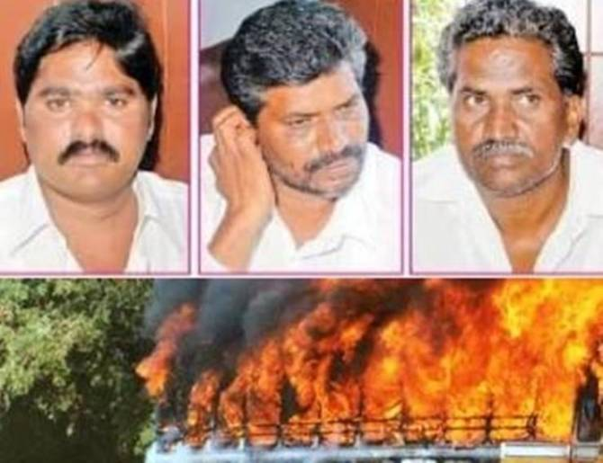 Jeyalalitha 70th birthday, Dharmapuri Girls Burning Case, 3 Accused Release