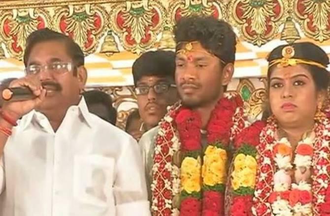 CM Edappadi K.Palaniswami, Salem District, Tamilnadu Government