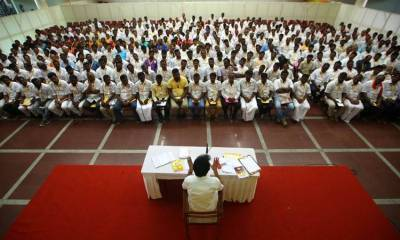 MK Stalin, Inspection and No Confidence