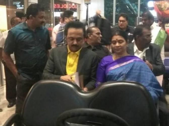 MK Stalin Tour To Malaysia, Reply to Aravind Kejriwal