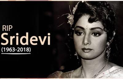 ஸ்ரீதேவி மரணம் : நடிகர், நடிகைகள் இரங்கல்