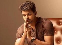 vijay 62 fight