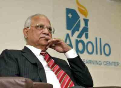 அப்போலோ குழுமத் தலைவர் பிரதாப் சி ரெட்டிக்கு மாரடைப்பு!