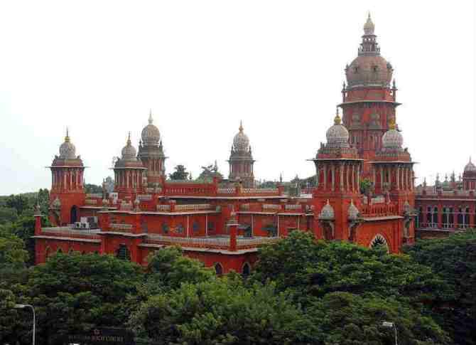 chennai high court news - 'ஒருங்கிணைந்த இந்தியாவை கூறு போட அனுமதிக்க முடியாது' - ஐகோர்ட் கடும் கண்டனம்