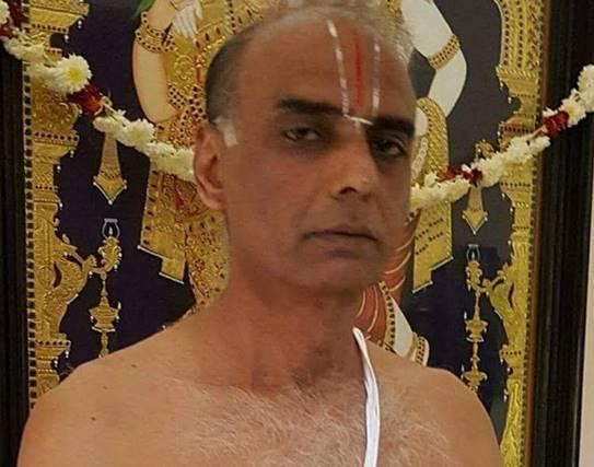 Periyar Statue : V.Narayanan-Americai Challanges To Cut His Sacred threads