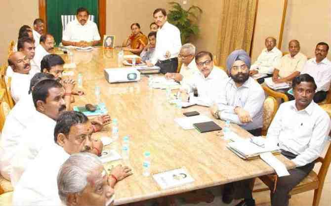 Cauvery Management Board, Tamilnadu Government, Contempt Case