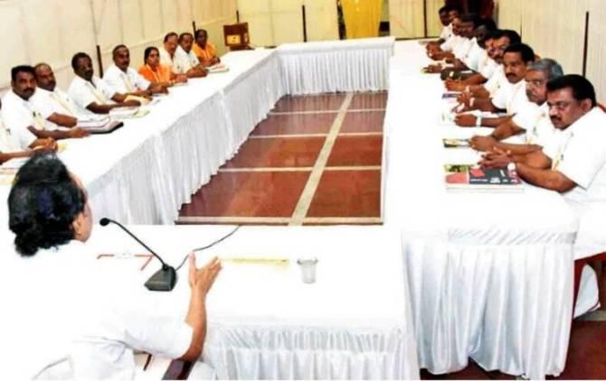 MK Stalin, Meeting, Udhayanidhi Stalin, DMK Youth Wing Secretary