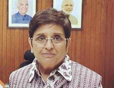 Kiran Bedi advise to Counter attack Husbands