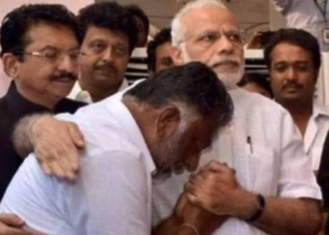 O.Panneerselvam, VK Sasikala, TTV Dhinakaran, AIADMK, BJP