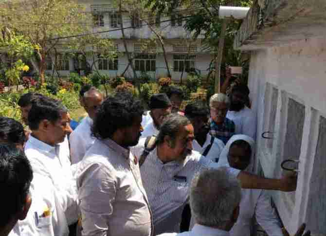 Paleswaram, Hospice, inmates' death, Fact Finding Teams
