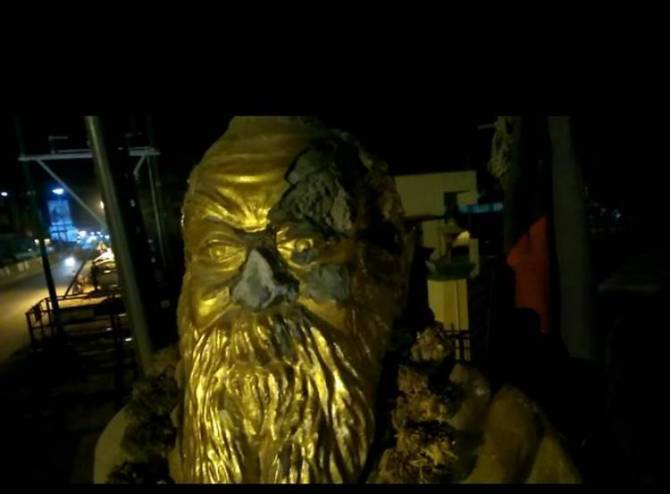 Periyar Statue, Chennai High Court, Order To Maintain Law And Order