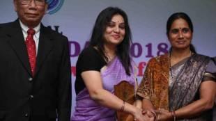 Vijayabaskar Here, Sangliana there : controversy speech on Nirbhaya's mother
