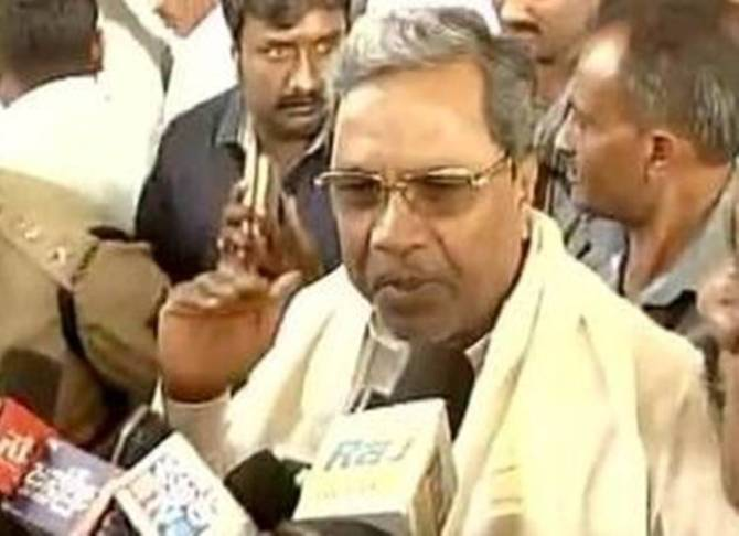 Cauvery Management Board, Siddaramaiah, Two Union Ministers To Block
